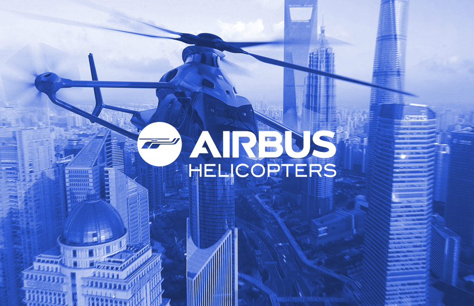 Skyreal's project for Airbus Helicopter