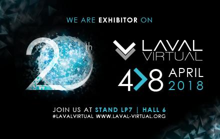 SkyReal at Laval Virtual 2018