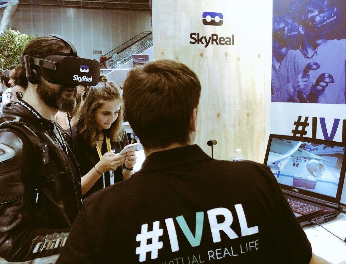 viva technology virtual reality viva tech
