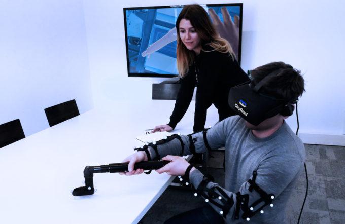 Train in VR